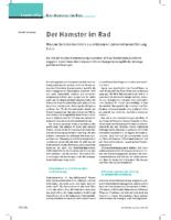 Artikel Der Hamster im Rad